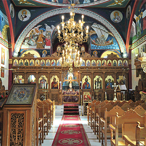 Greek Orthodox - Icon Funerals Services