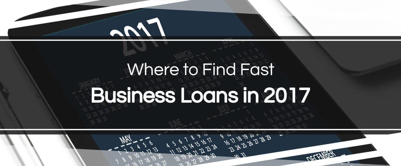 fast business loans