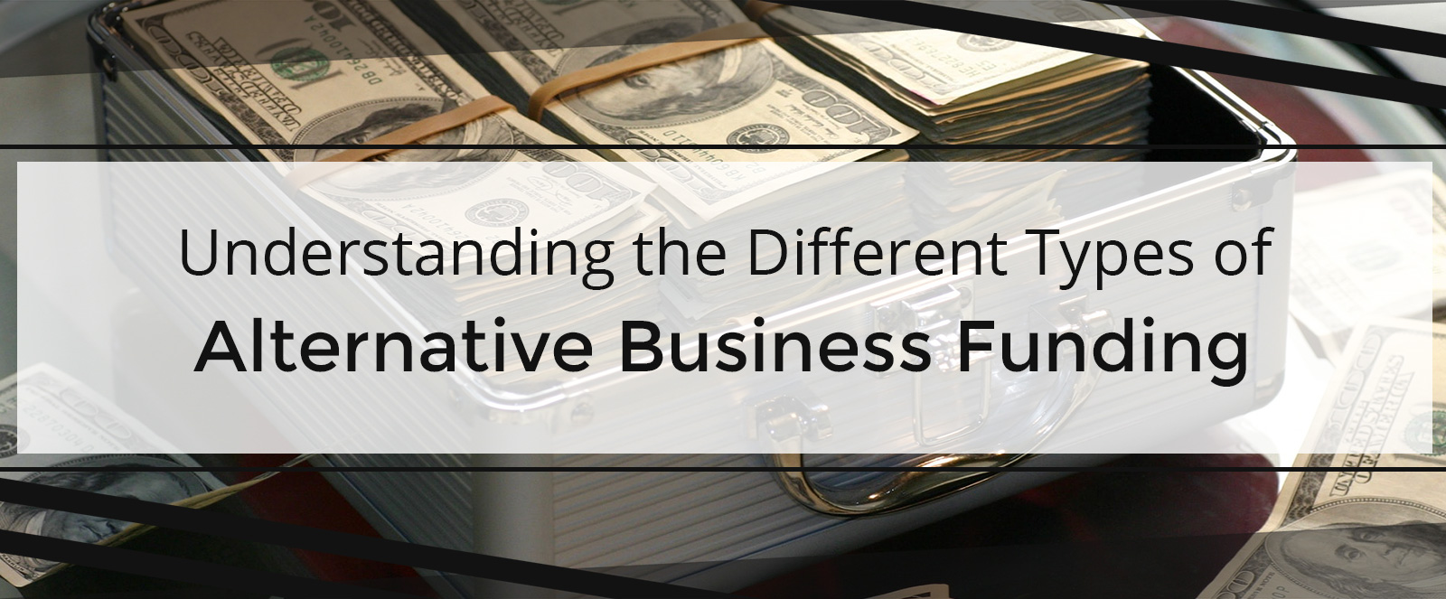 alternative Business funding