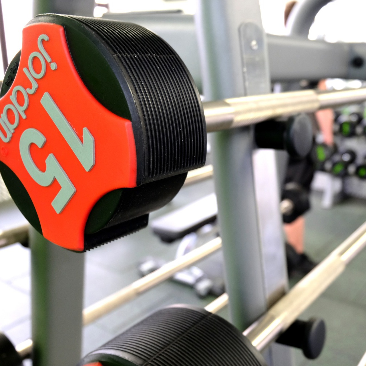 new gym equipment