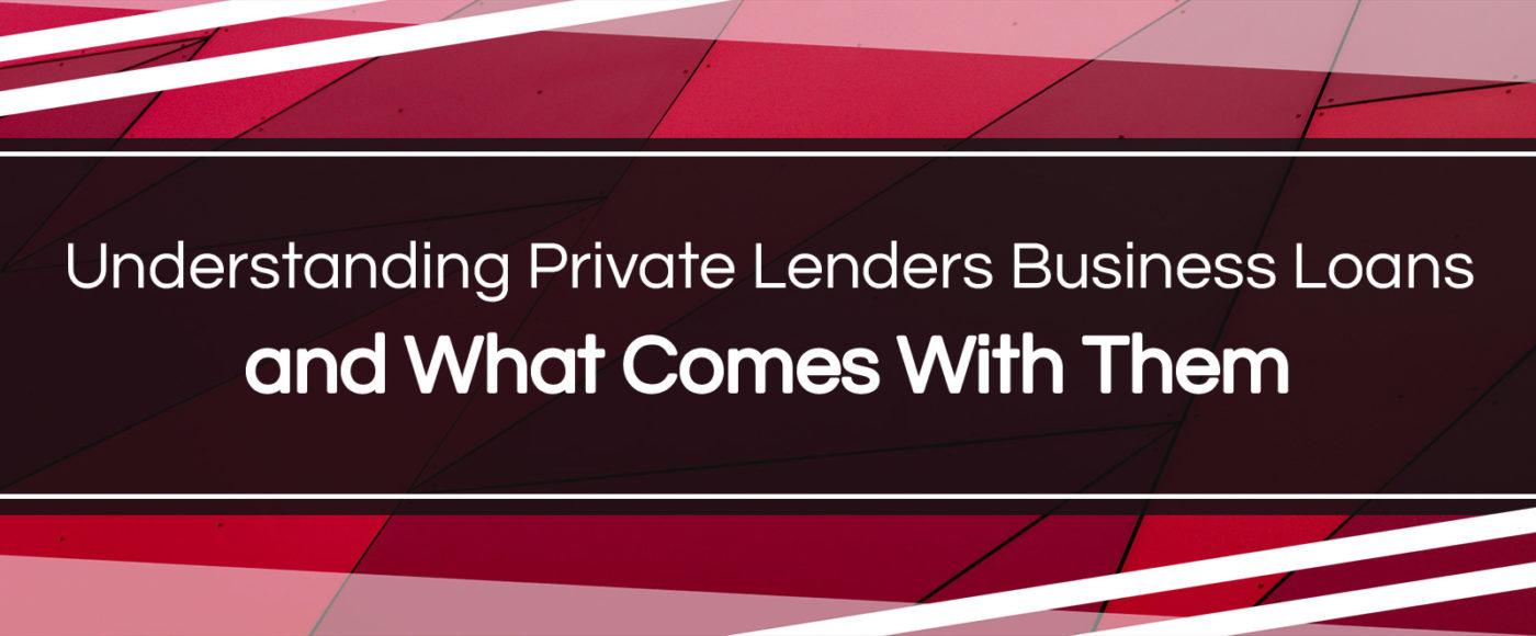 private lender business loans