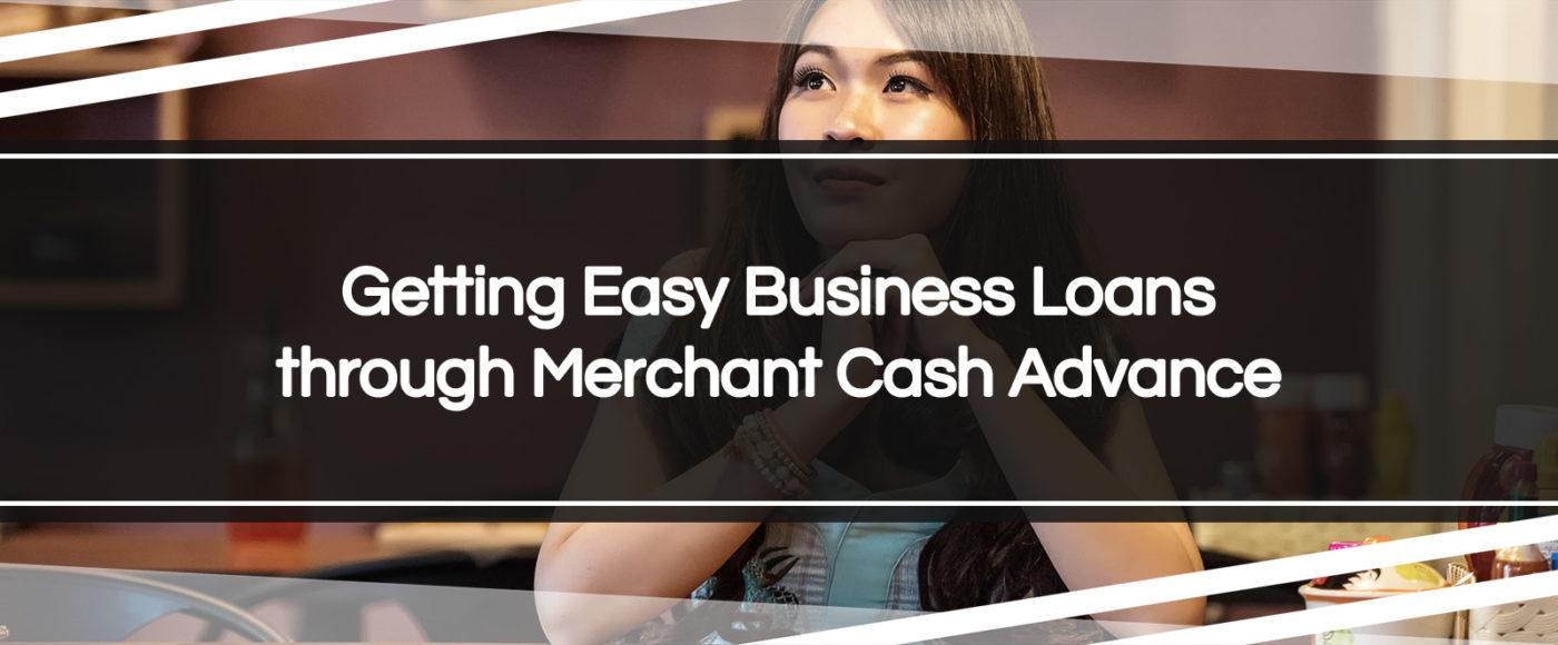 easy business loans