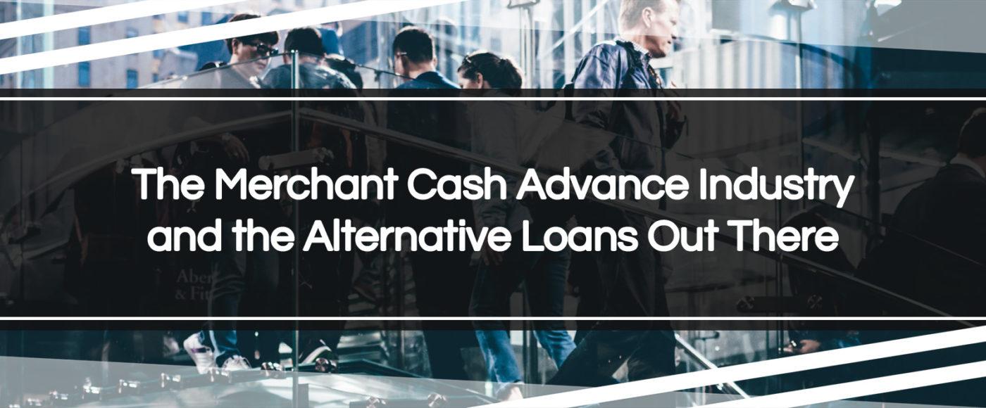 merchant cash advance industry