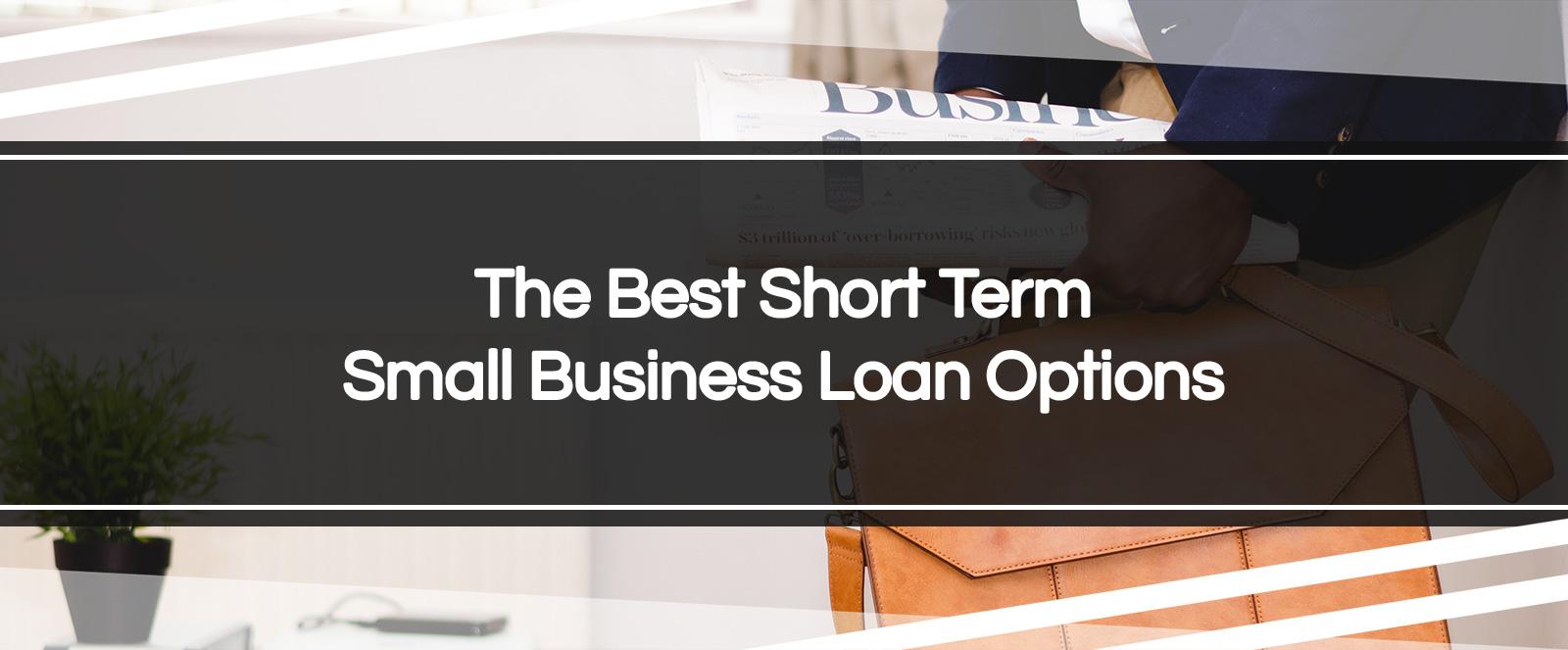 short term small business loans