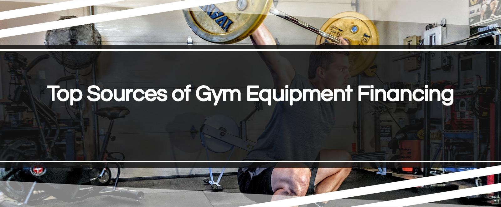 gym equipment financing
