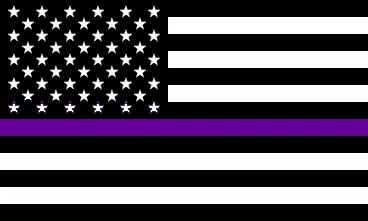 Thin Purple Line- The Community of Public Security