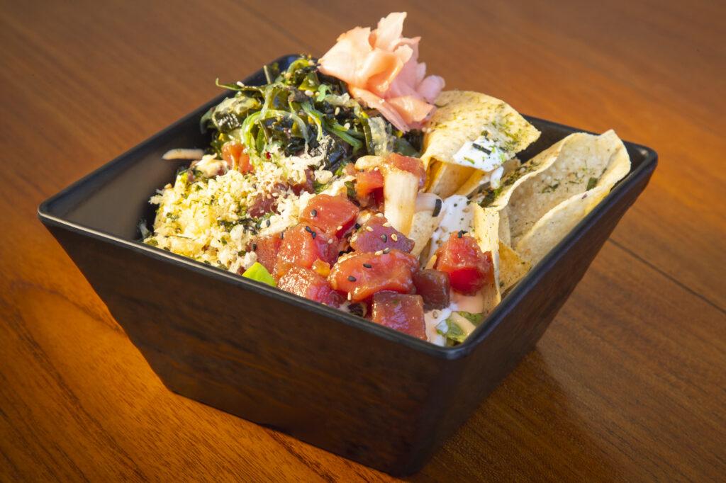 poke bowl recipe allen hess hawaii chef