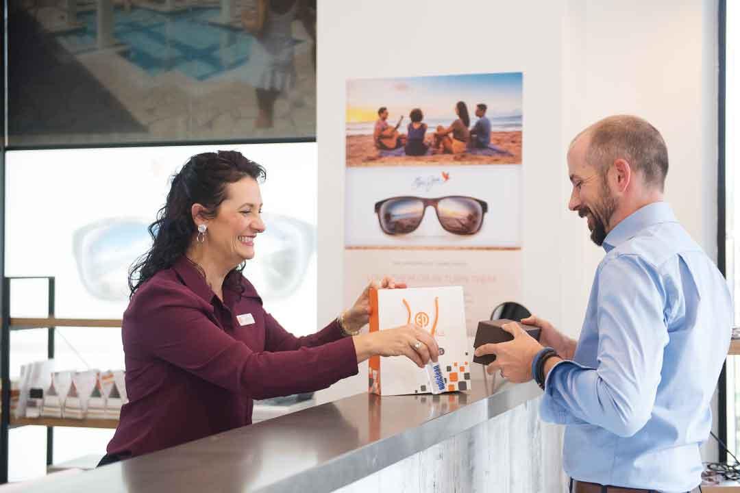 Eyecare Plus Ashgrove Friendly Service