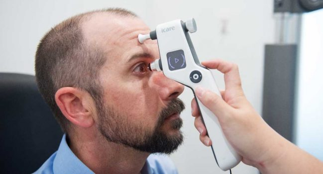 Remember to book your adult eye check