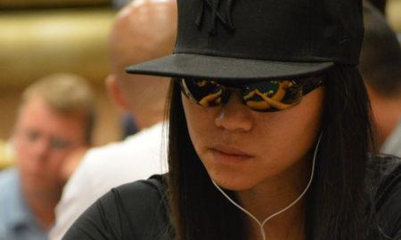 Christina Kwan Boxing Champion and Poker Player