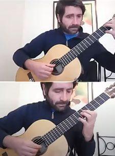 Evocación (Suite del Recuerdo) de J. L. Merlin - Federico Tomba, guitarra