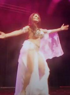 Nayla   Muestra Anual ENTRELAZOS   Escuela de Danzas Nayla