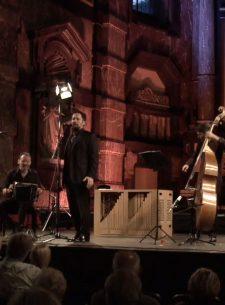 Cancionero, Festival Namur - Trío Flores, Sabatier, Lecuyer