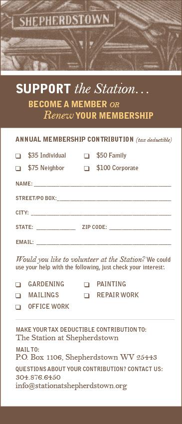 Station Membership Form