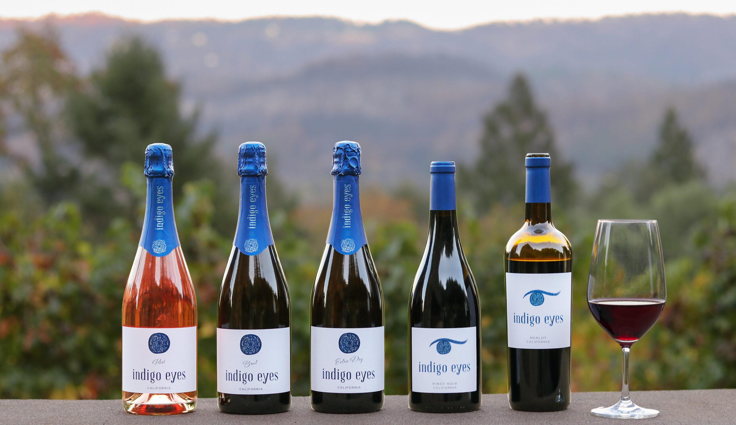 Indigo Eyes Wine Line-Up