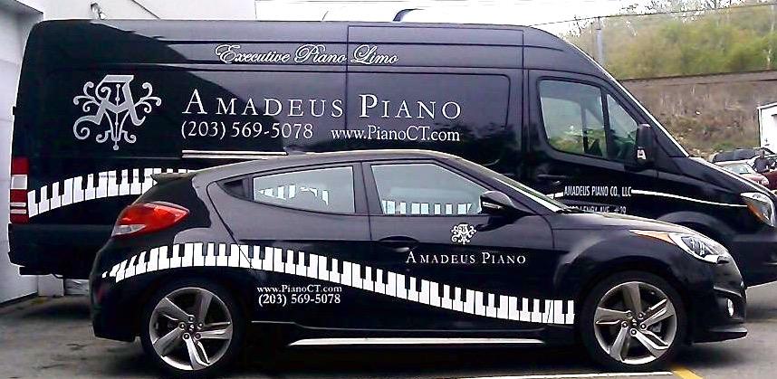Amadeus Piano Fleet