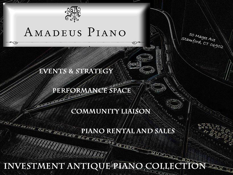 Amadeus Piano Company card