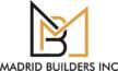 madrid builders inc logo color