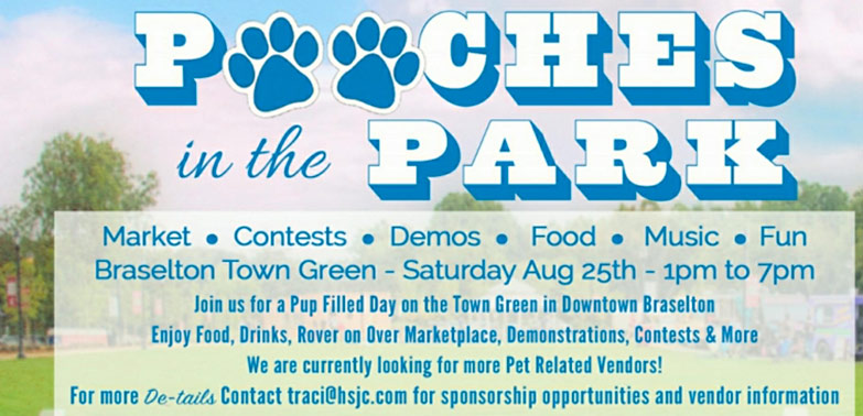Pooches in the Park 2018