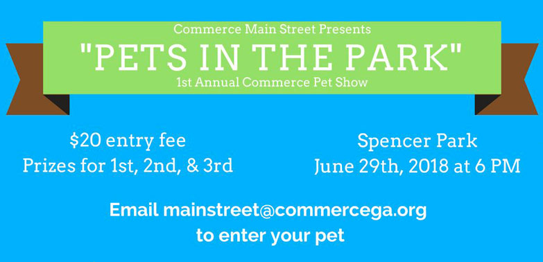 Pets in the Park 2018