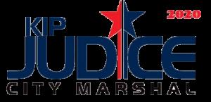 Kip Judice for City Marshal Logo