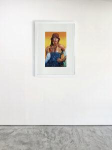 Cindy Sherman - Untitled (Self Portrait with Sun Tan), 2003