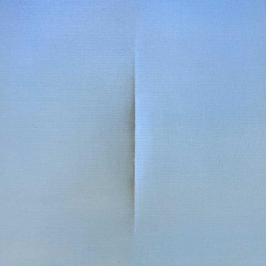 Tim Maguire - Untitled, 1994, Fontana slit painting at ILEANA Contemporary Art in Brisbane, Australia