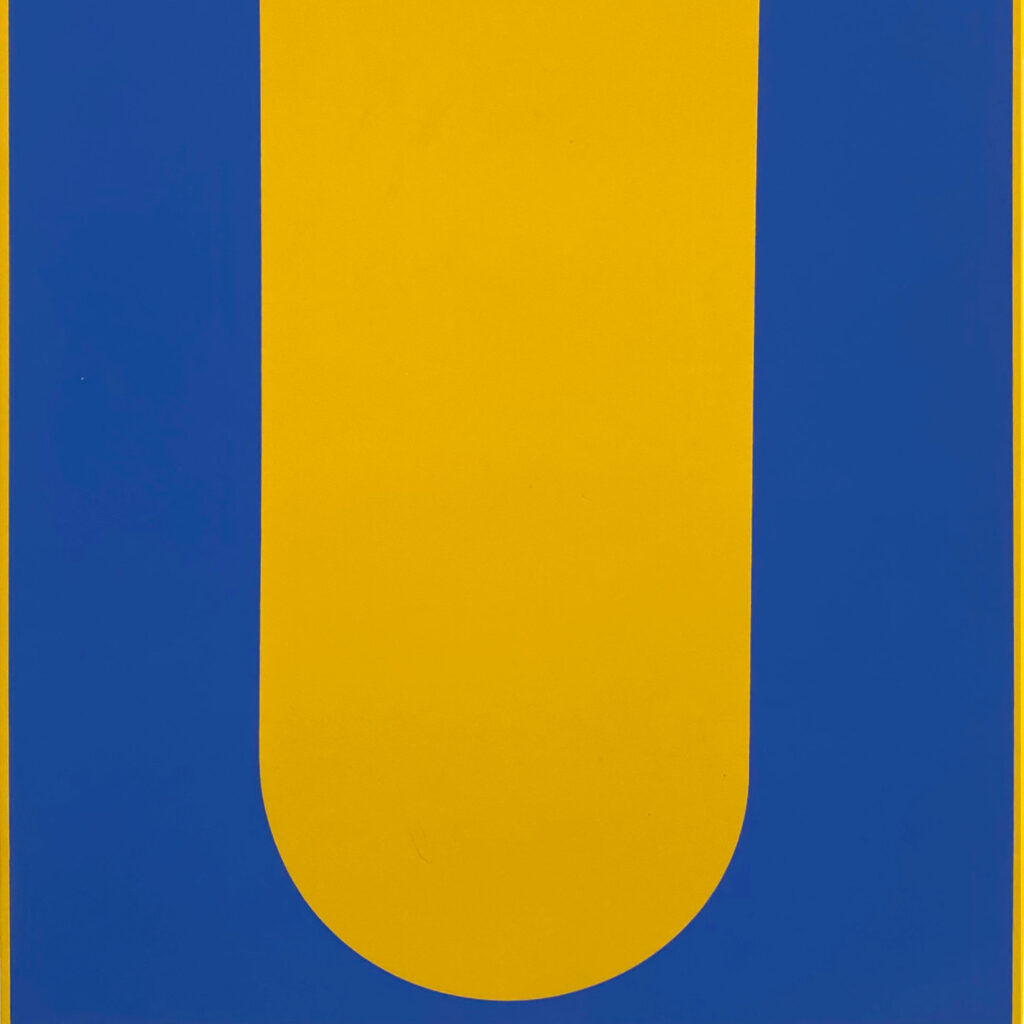 Takesada Matsutani, Propagation AA, 1970, Gutai Japan at ILEANA Contemporary Art in Brisbane, Australia