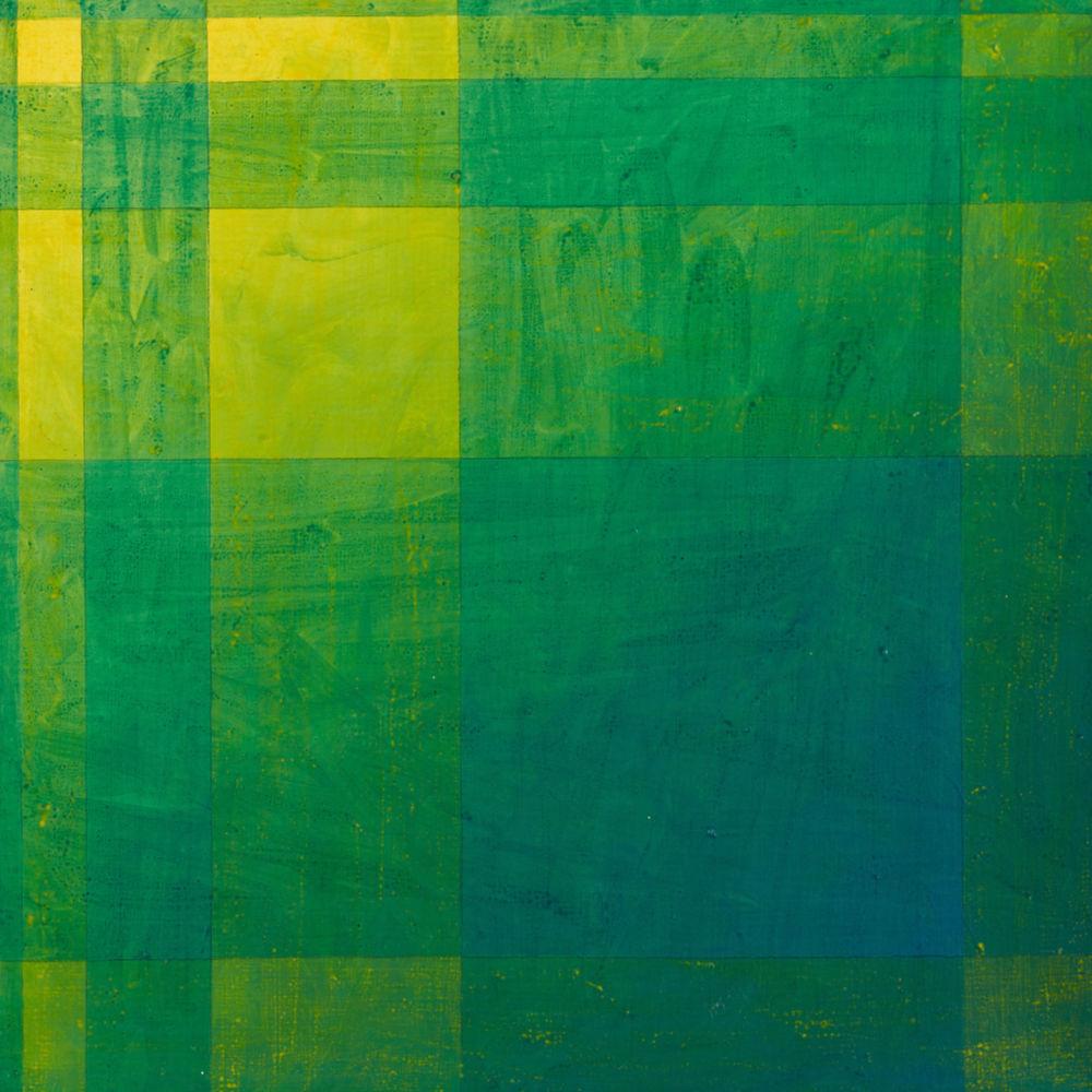 Peter Schuyff, Untitled, 1987