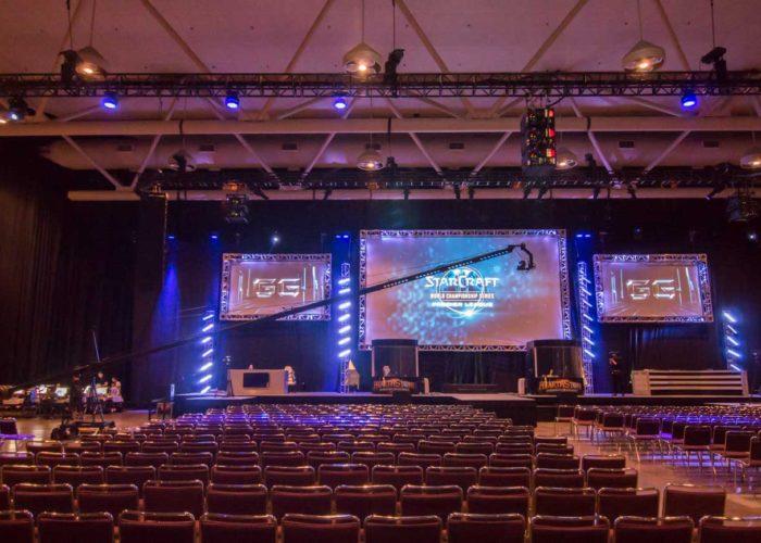 Jib Operator at Starcraft World Championship in Toronto