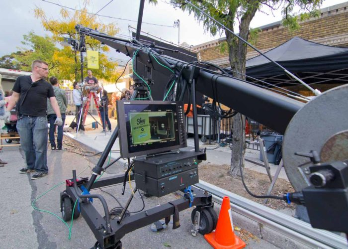 Jib Operator on Yellow Pages Shop The Neighbourhood Commercial