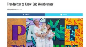 Read more about the article Trendsetter to Know: Eric Weinbrenner