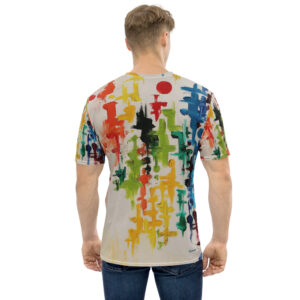 Ken Brenner – Colors All Over Print Tee