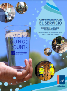 Click the image to view an example Annual Water Quality Report