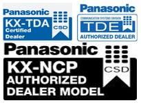 Authorized Panasonic Dealer