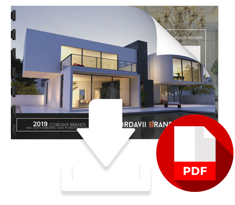 Cordavii Brand Consulting Real Estate Marketing Calendar