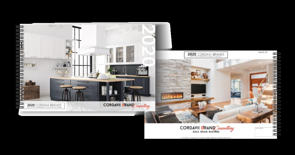 Cordavii Brands 2020 Real Estate Marketing Calendar