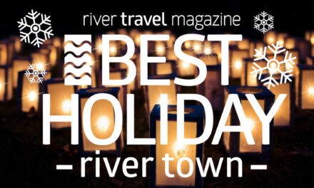 Best Holiday River Town Contest