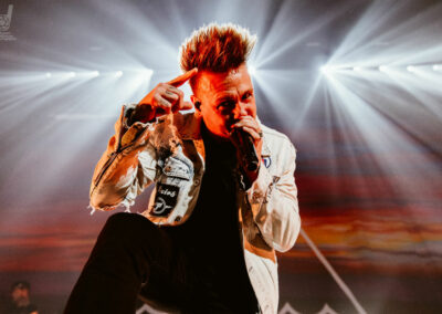 Shinedown ATTENTION ATTENTION World Tour at La Crosse Center