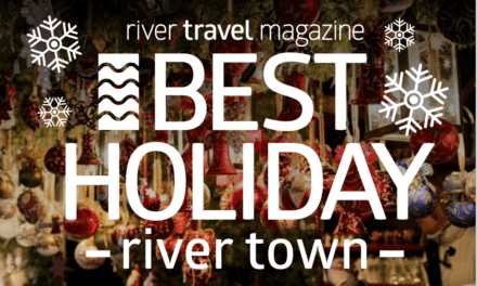 Great River Road Communities Receive Accolades for the Best Holiday River Town!