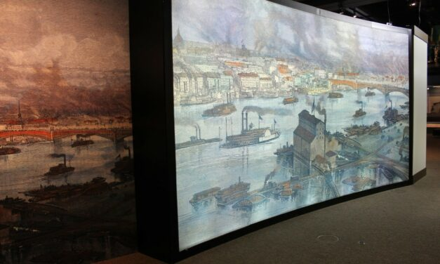Mighty Mississippi – Explore the 6,000-square-feet special exhibit that explores the rich heritage of of the famous river