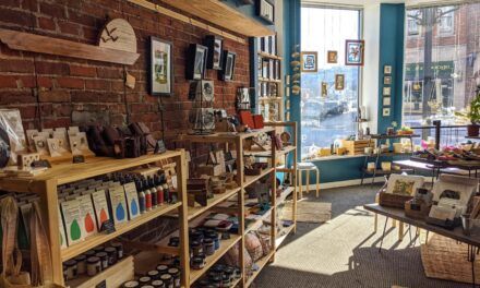 Jewelry & Accessory Shops on the Great River Road