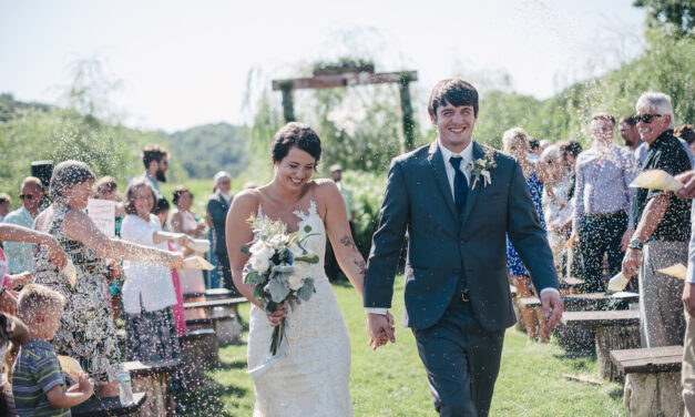 Weddings on the Great River Road