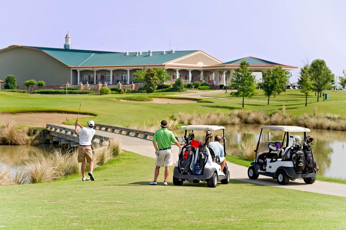Tunica National Golf & Tennis (Tunica Resorts, MS)