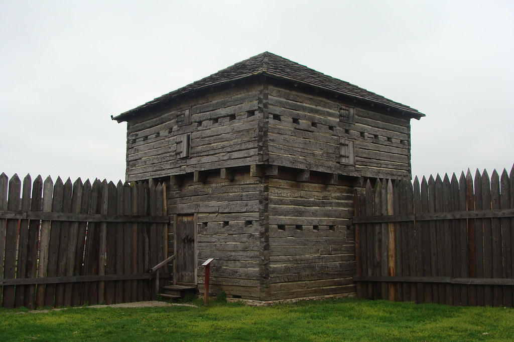 Historic Self-Guided Tours Fort Madison