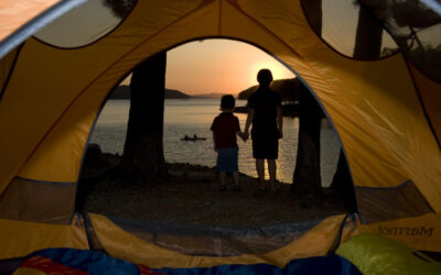 Arkansas State Parks to Re-open Tent Camping June 1