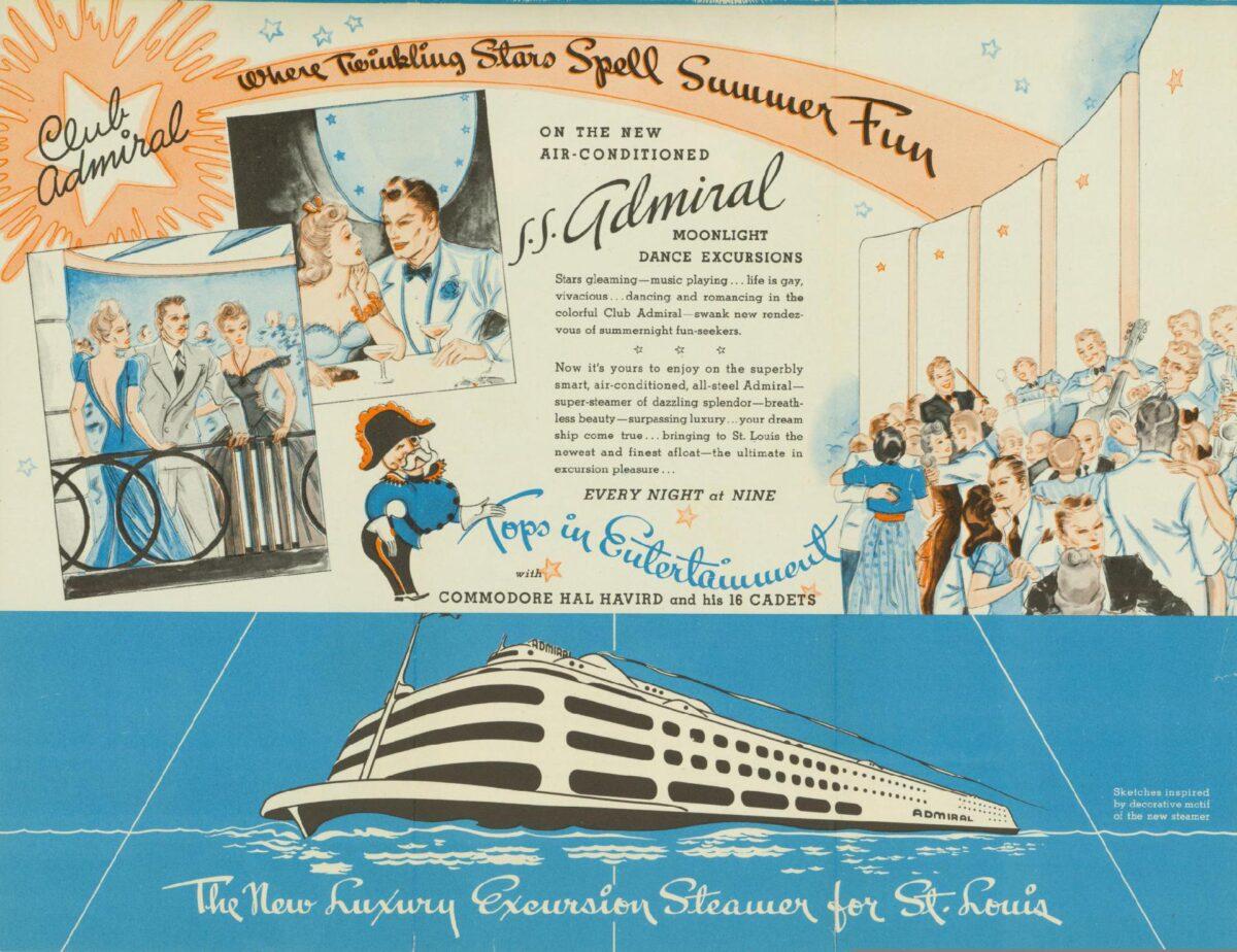 The Admiral: Five Decks of Fun