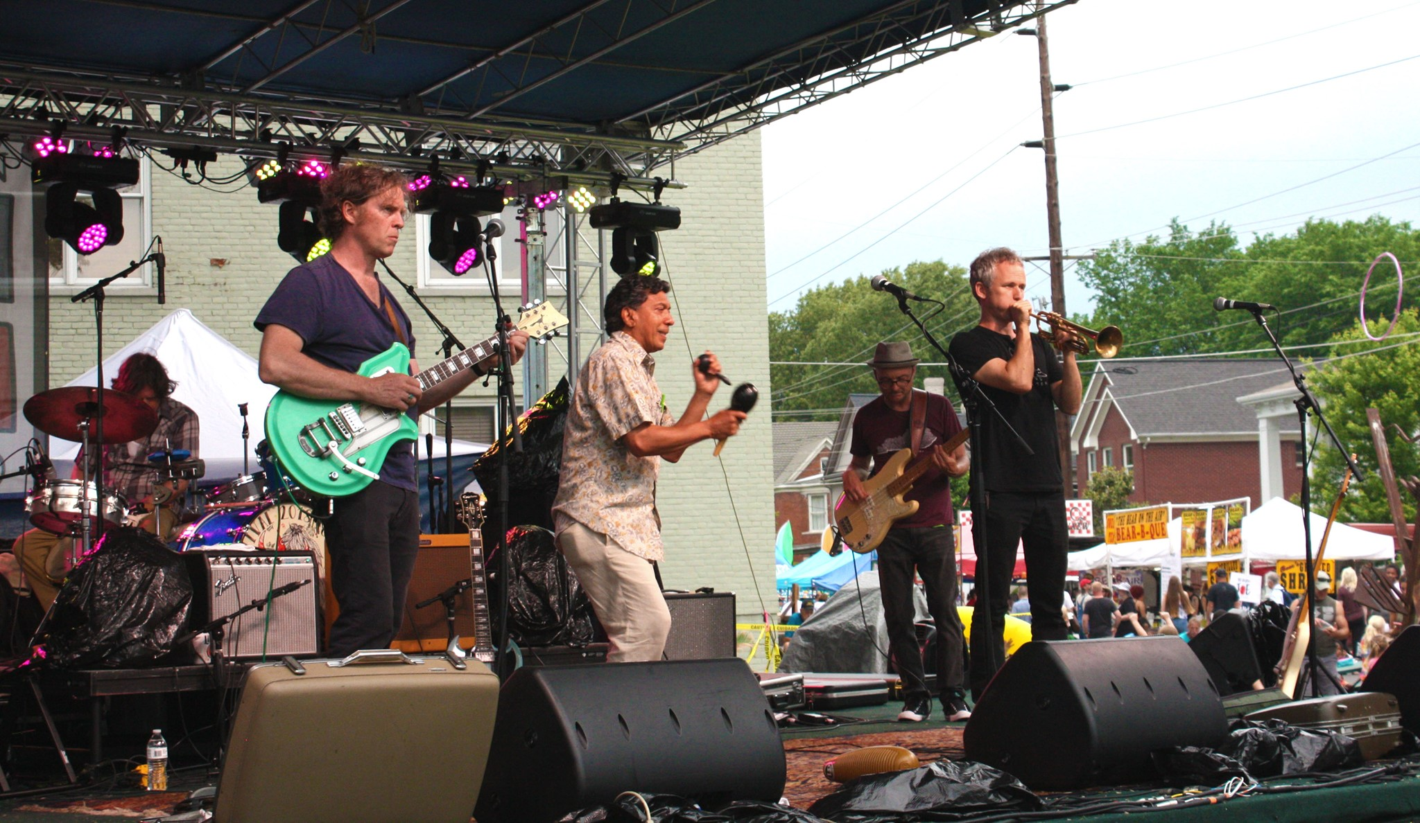 Lower Town Arts & Music Festival (Paducah, KY)