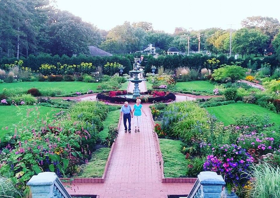 The Munsinger and Clemens Gardens (St.Cloud, MN)