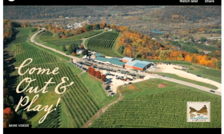 """Driftless Wisconsin Releases Second in the Video Series of """"Come Out and Play!"""" Campaign"""